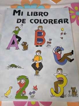 Libro de Colorear de 3 a 6 Años Al Mayor