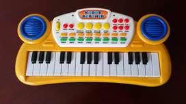 MINI TECLADO DE PIANO PARA NIÑOS, 32 TECLAS, PORTÁTIL, ELECTRÓNICO