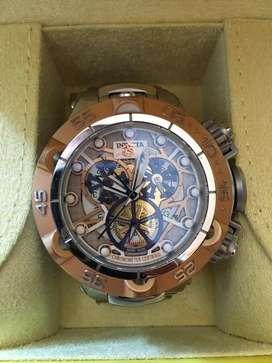 Reloj invicta de alta gama