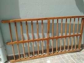 cerco para escalera u otro uso