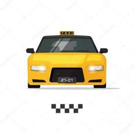 Necesito chofer para taxi