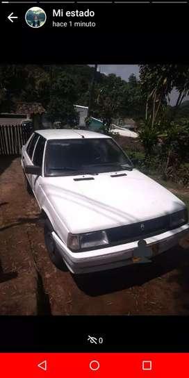 Renault 9 perfecto estado. Papeles día