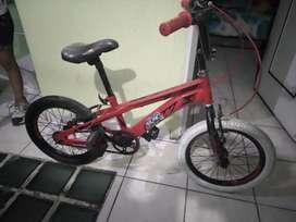 Bicicleta GW niño