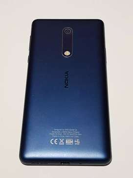 Nokia 5 en perfecto estado