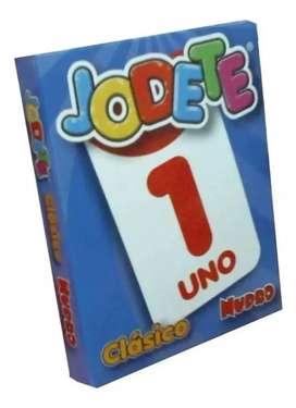 Juego de cartas - Mini jodete clásico