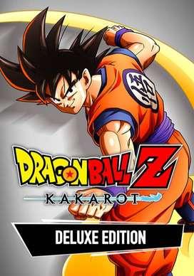 Dragon Ball Z: Kakarot Deluxe Edition: Pc - Offline