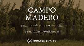 Campo Madero. Ibarlucea.