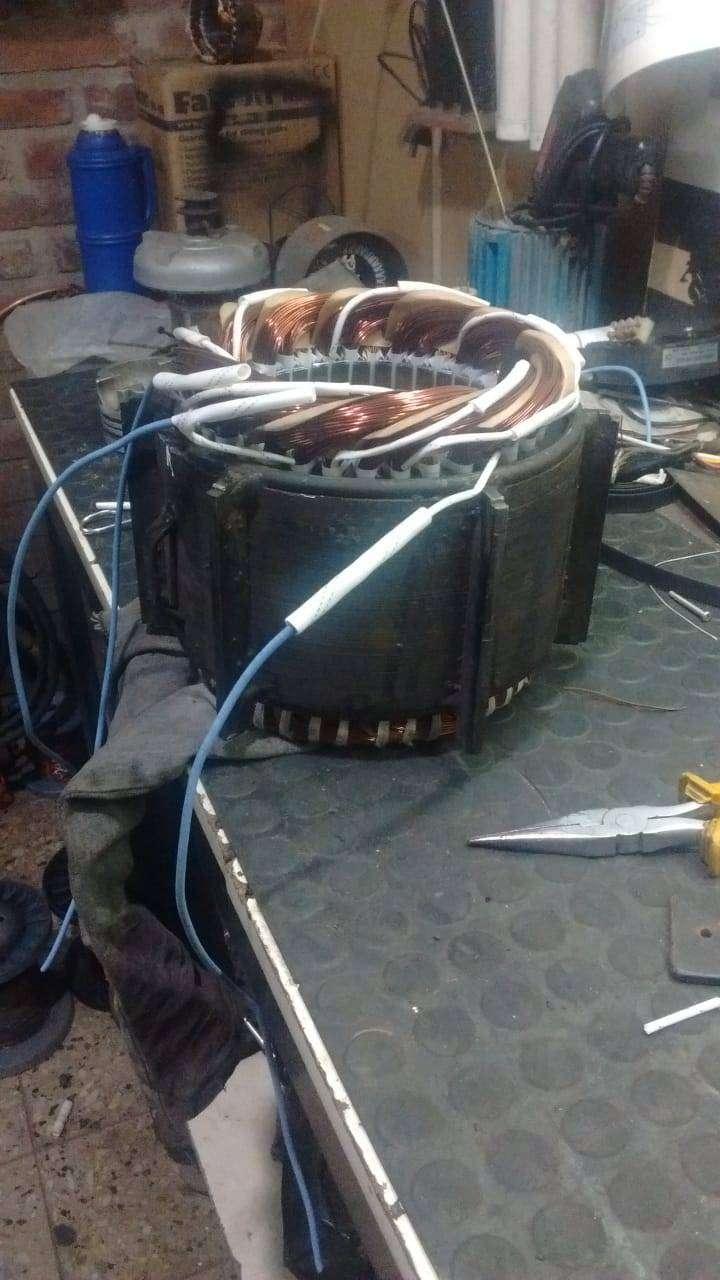 Bobinado de motores/reparación de electrodomésticos 0