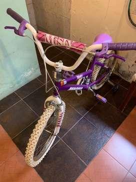 Bicicleta nina