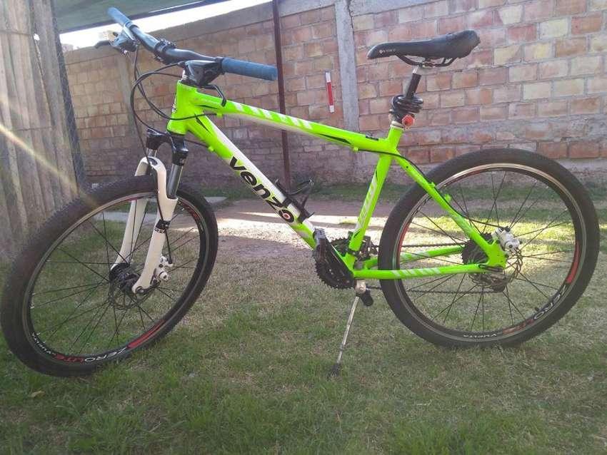 bicicleta venzo rodado 26 0