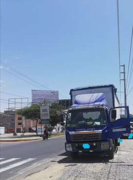 Vendo camiones marca foto y forland año 2012