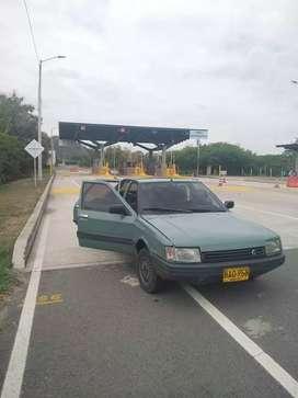 Carro Renaul R21 RS INYECIÓN