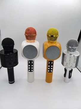 Microfonos KARAOKE BLUETOOTH