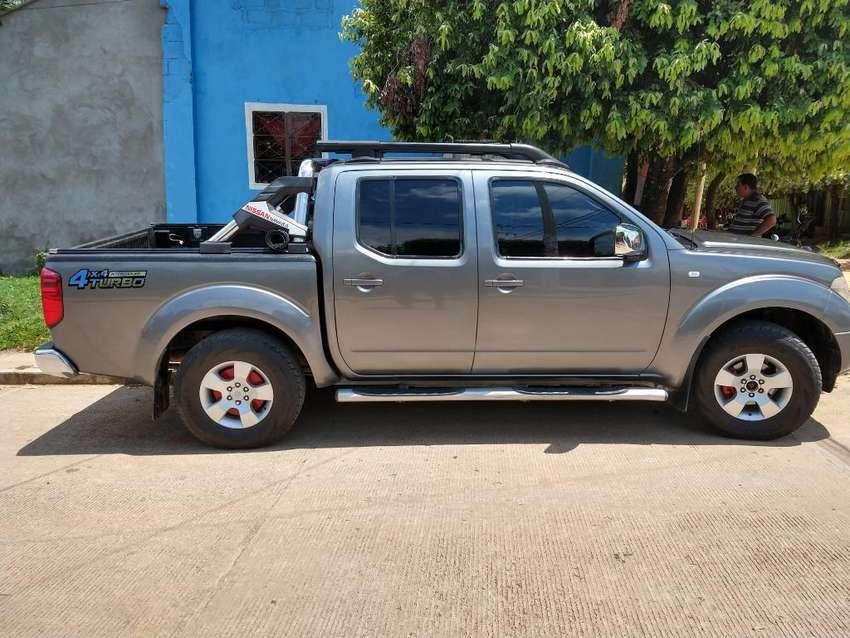 Vendo Hermosa Nissan Navara 2011 0