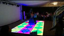 Discoteca vip disco movil pistas