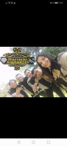 Mariachis Quito Los Diamantes 35 Dólares