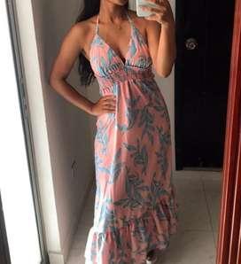 Vestido MENTA (totalmente nuevo)