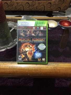 Juego, Mortal kombat komplete edition xbox 360