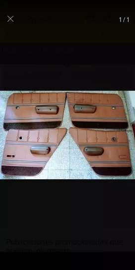 Juego paneles puertas Chevy 4p