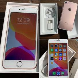 Iphone 7 128GB liberado de fabrica