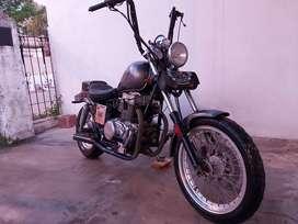 Honda rebel 450