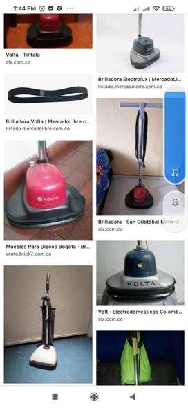 Brilladora marca VOLTA modelo tipo A