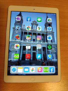 Ipad Air 16gb impecable