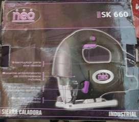 CALADORA DE MANO  NEO SK 660  220 W INDUSTRIAL