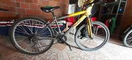 Bicicleta milan