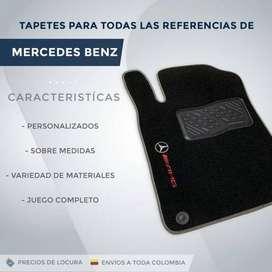 Tapetes Para Carros Mercedes Benz