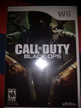 Call of duty: black ops/ wii