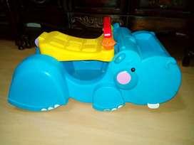 Pata Pata Caminador de Bebé Fisher Price