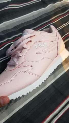 Zapatos Rosados Fila