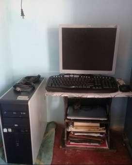 Se vende PC HP compaq 7800p