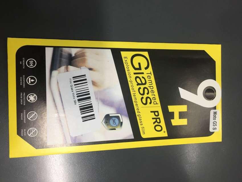 GLASS MOTO G5 S 0