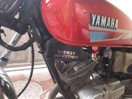Yamaha rx 100