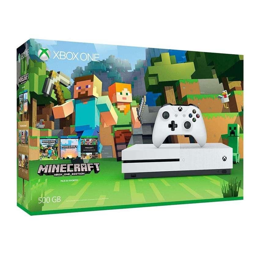 Se vende Consola Xbox One 500 gb 0