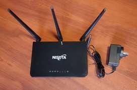 Router inalambrico Nisuta NSWIR303N