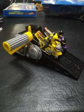 Lanzador de motos doble HOTWHEELS