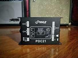 Caja directa caja de paso