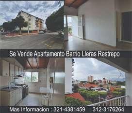 venta de apartamento en barrio lleras