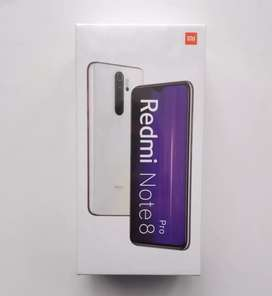 Xiaomi note 8 pro nuevo