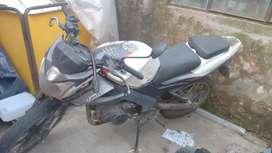 Vendo Zanella Rx 200 Nasked