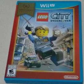Vendo juegos para WiiU