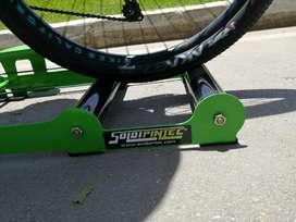 Rollbike Rodillos para Bicicleta