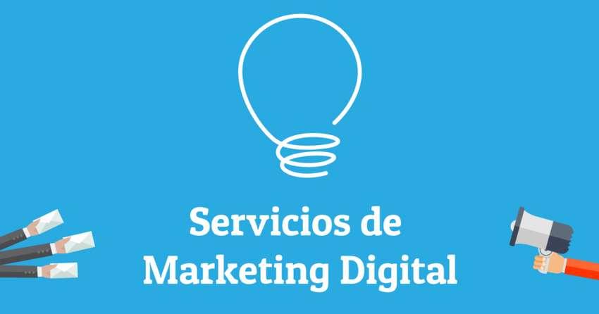SERVICIO DE MARKETING DIGITAL 0