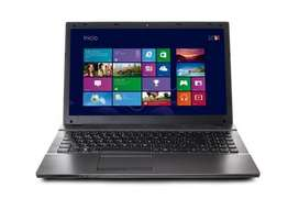 Notebook Bangho Max Intel Core I3 4gb Ram 500 Gb impecable