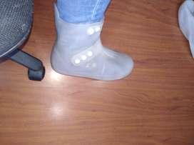 Botas impermeables para la lluvia