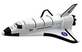 Transbordador espacial Discovery a escala