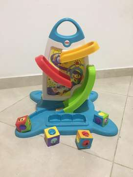 Torre fisher price